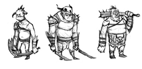 Orc-regular concept art